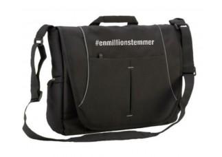 #Enmillionstemmer - Laptop Taske