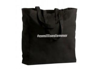 Bomuldspose - #enmillionstemmer