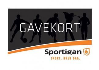 Sportigan Hurup - Thisted Gavekort