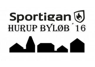 Hurup Byløb Startnummer