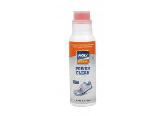 Select Woly - power clean