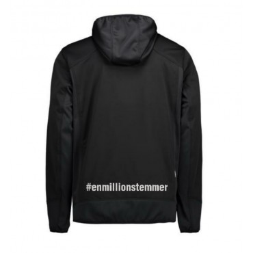 #Enmillionstemmer - Softshell Unisex