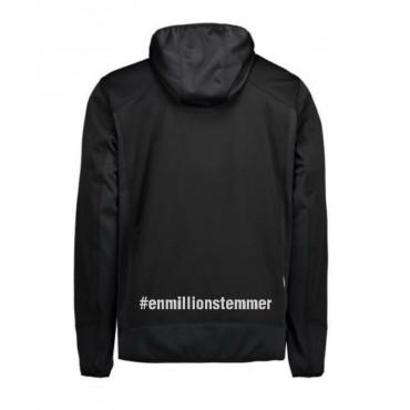 #Enmillionstemmer - Softshell Dame