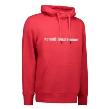 Core Hoodie Unisex - #enmillionstemmer