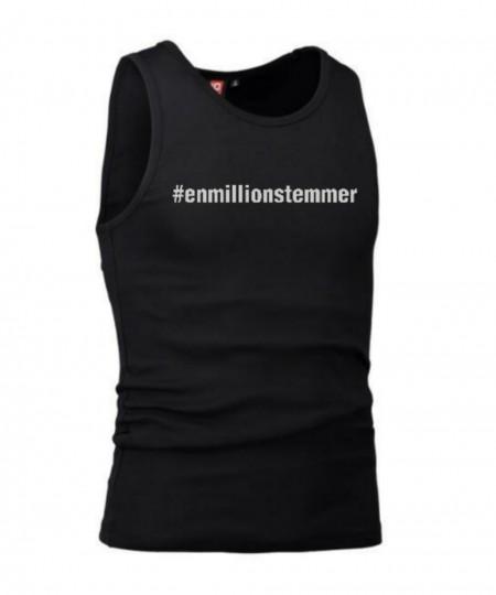 #Enmillionstemmer - Top Unisex